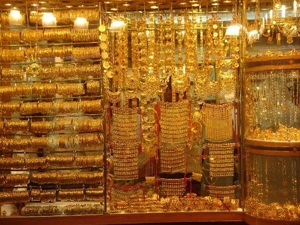 DUBAI-GOLD MARKET