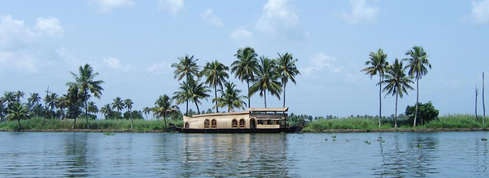 Kerala-Vembanand-Lake