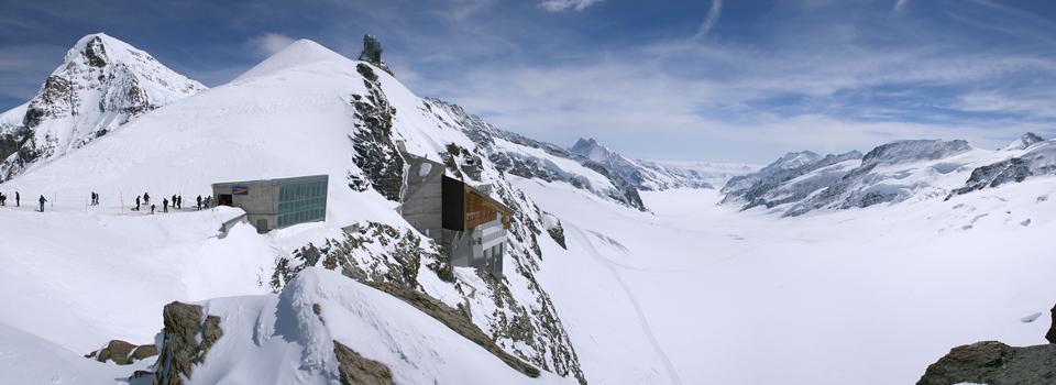 Paris-Jungfraujoch