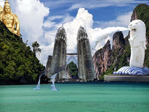 SINGAPORE-THAILAND-MALAYSIA