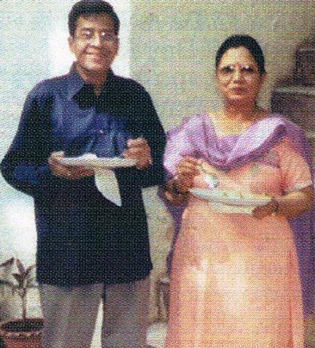 Mr & Mrs. S L. Shukla